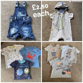 3-6 months baby outfit clothes