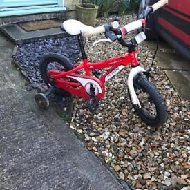 Beginners bike