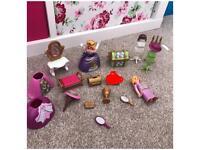 Playmobil princess bundle