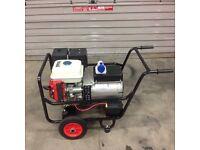 Generator 9.5K.V.A Petrol Keystart