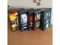 Supernatural Complete Series 1-5 (DVD Box Sets)