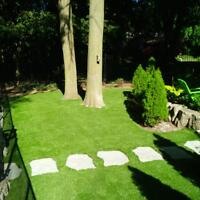 Professionally Installed Artificial Turf. Book NOW and save BIG.