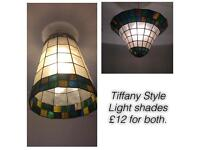 Tiffany Style Light Shades