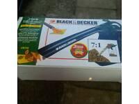 Black and Decker Garden vac blower and shredder