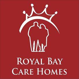 Registered Nurse Needed - Care Home with Nursing - Aldwick, Bognor Regis - Great Employment Package