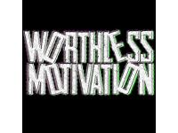 BASSIST WANTED! For Alternative Punk Rock Band: Worthless Motivation