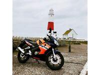 Honda CBR 125 RW7 - Repsol Editon £1200 ONO
