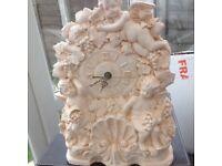 Cherub clock from America