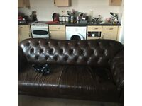Chesterfield 3 seat sofa