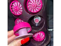 BaByliss hair curling pods