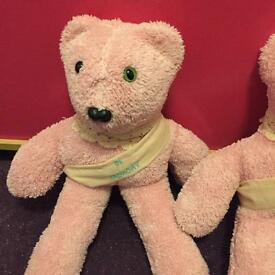 Memory bears and blankets