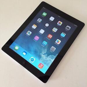 IPAD 2 TABLET , (64 GB) , WIFI + CELLULAR  , COLOR BLACK ( BEST OFFER)
