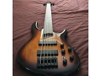CORT BASS GUITAR 5 STRING ACTIVE New reduced price