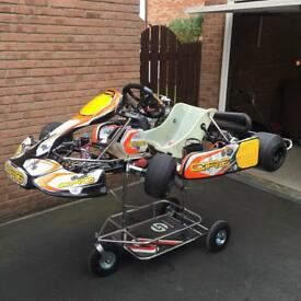 ROTAX MAX SENIOR ( 2016 CRG KT2 CHASSIS )