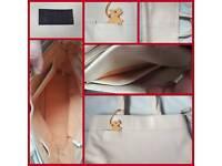 Radley cream handheld tote bag