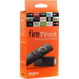 AMAZON FIRE STICK 100%