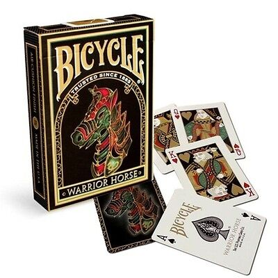 BICYCLE SPIELKARTEN POKERKARTEN USPCC WARRIOR HORSE