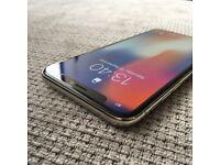 iPhone X Silver/White 64Gb