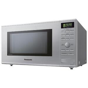 Panasonic NNSD671SC Genius 1.2 Cu. Ft. Microwave - Stainless Steel (No box)