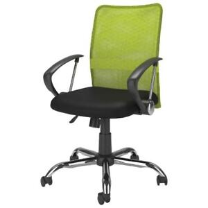 CorLiving WHL-712-C Workspace Mesh Back Task Chair - Lime Green (New Other)