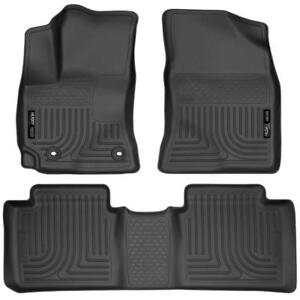 Husky Liner Floor Liners for 2014-2018 Toyota Corolla | Free Shipping | Order Today at motorwise.ca