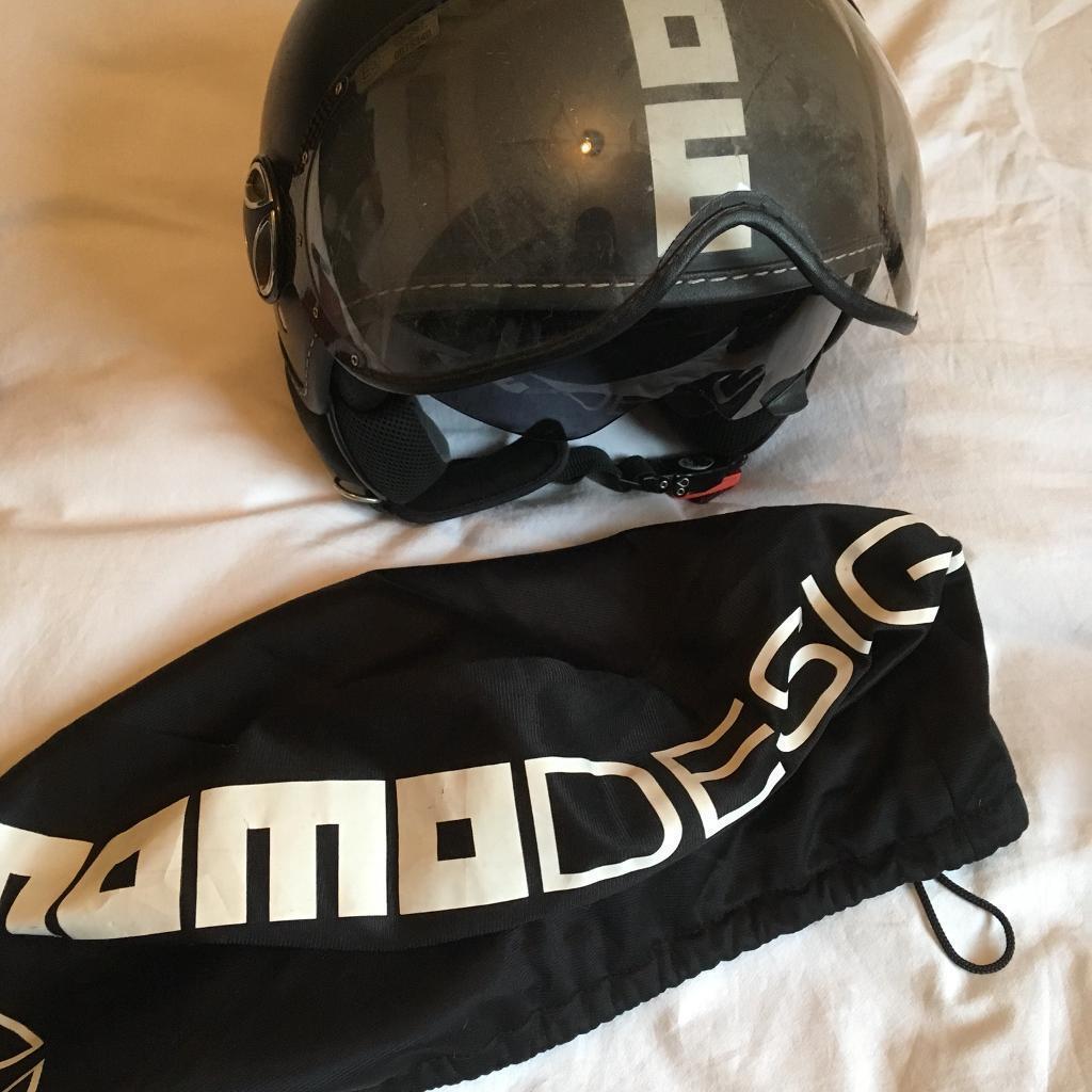 Momo Design motorcycle helmet