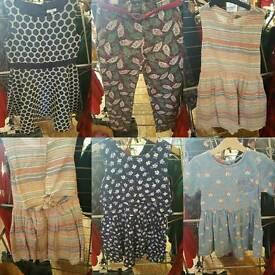 Girls clothes bundle age 5-10