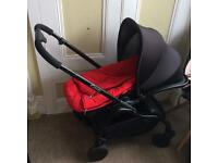 iCandy Raspberry + Maxi Cosi car seat