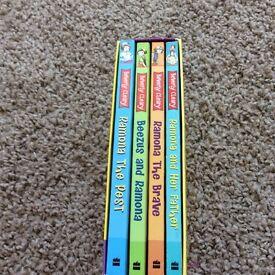 Ramona & Beezus books
