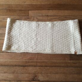 Timberland cream knitted snood