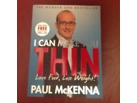 Paul McKenna - I Can Make You Thin book with CD