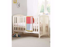 Mamas & Papas Harbour Cot Bed & Mattress