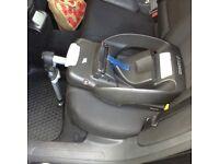 Isofix maxi cosi car seat base