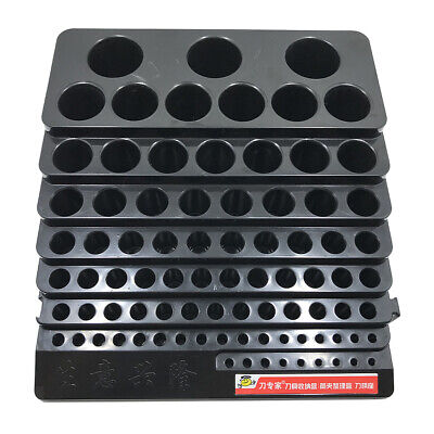 New Drill Bit Square Stand Holder Electric Drill Storage Tools