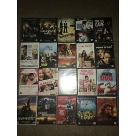 20 DVDs for £10