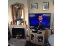 BARGAIN BREAK ... CRAIG TARA .. 3 BEDROOM FAMILY CARAVAN .. £75 SECURITY DEPOSIT.