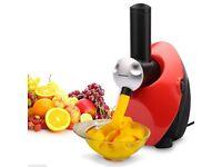 Ice Cream Maker Frozen Fruit Yogurt Dessert Blender Sweet Taste Smoothie Machine