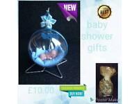 Baby shower baubles