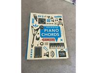 Piano Chords book