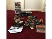 PlayStation 3 ps3 bundle with Skylanders and games