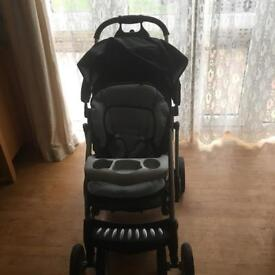 Mother care pram and car seat excellent condition