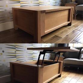 Metamorphic Trunk/Table - White Oak - RRP £699