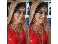 BRIDAL HAIR AND MAKEUP ARTIST (AS SEEN IN KHUSH MAGAZINE) BRIDAL PACKAGES £200