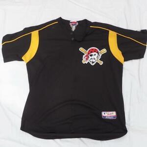Pittsburgh Pirates Majestic MLB Jersey Adult M 40
