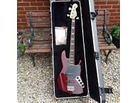 Fender jazz deluxe Bass Guitar
