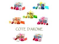 Luxury Gift Wrapped Bath Cosmetics Set / FREE SAME DAY LOCAL DELIVERY