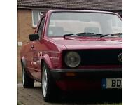 Vw mk1 caddy pickup for sale