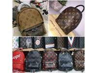 LV Palm Beach Mini Back Pack - designer bag not gucci chanel