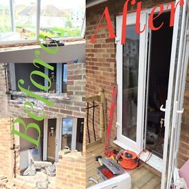 All Building Works done: Plastering, Property Maintenance, Plumbing, Bricklaying and Handyman Works.