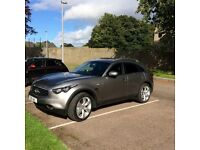 2011 INFINITI FX 3.0 Premium Sport. Full Service History, New rear tires, huge extras list.